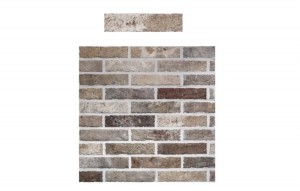 Rondine Tribeca Brick Multicolor 6x25